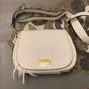 Cream off white juicy couture purse bag used once